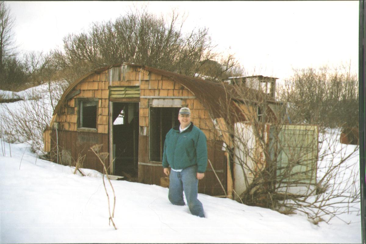 Kodiak Military History The Quonset Hut