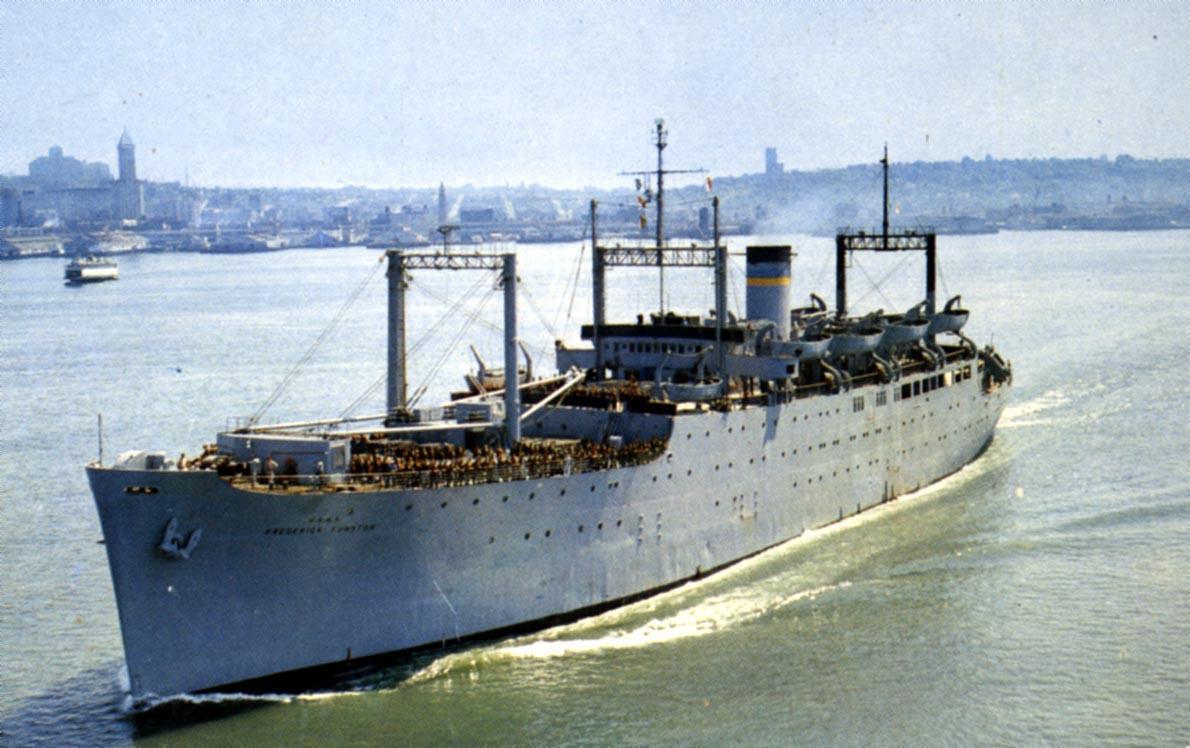 Kodiak Military History: Links, Ships, Books