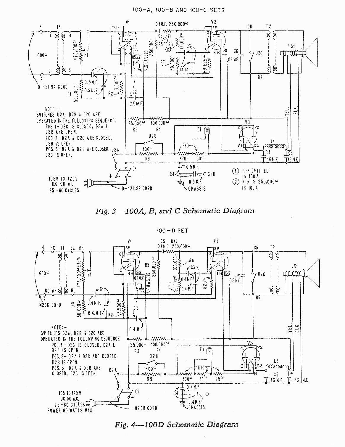 Western Electric 302 Wiring Diagram from www.kadiak.org