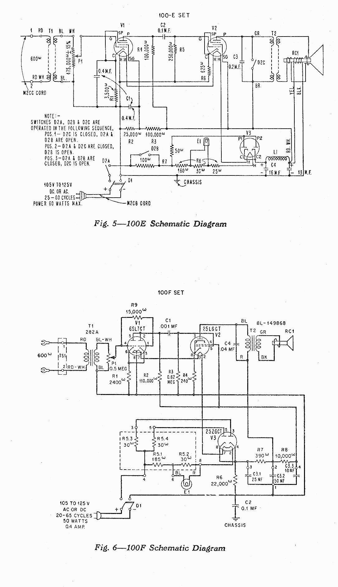 Telephone Technical References 60 Watt Amplifier Circuit Text Of Bsp Figure 3 And 4 Abcd Schematics