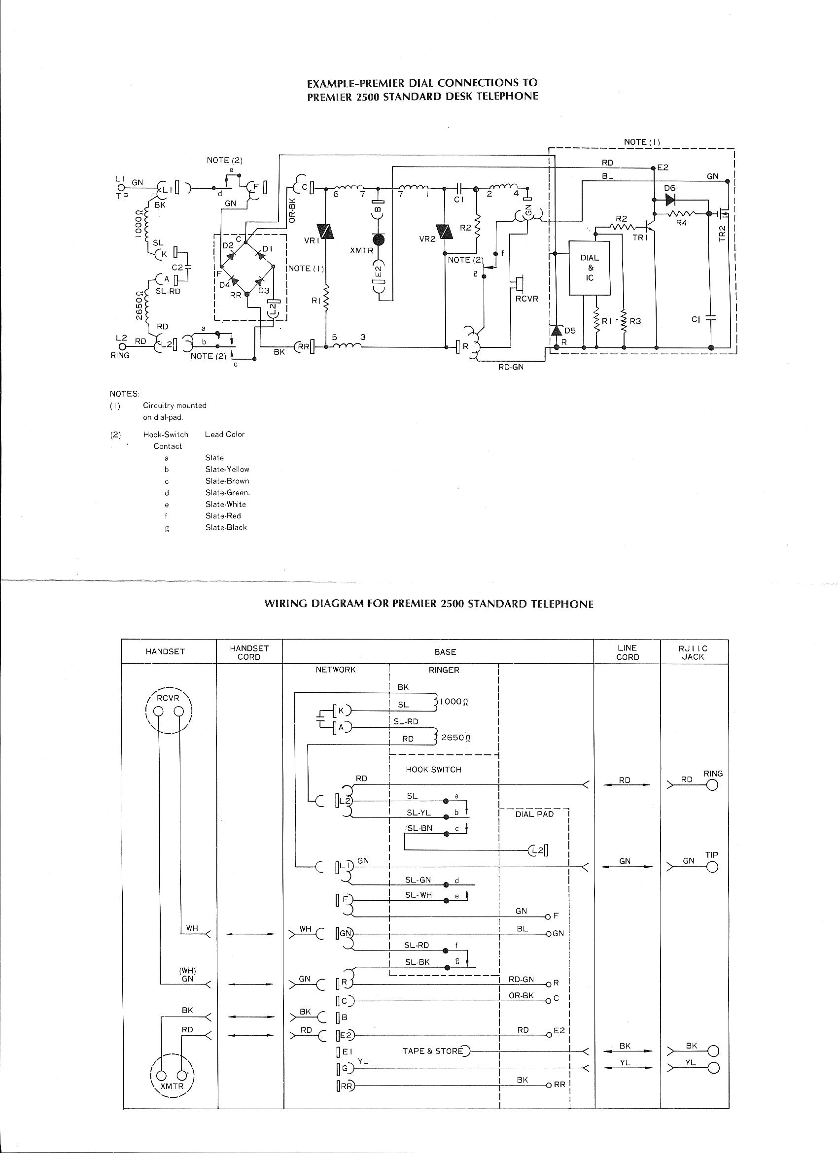 telephone technical references Wiring a Non-Computer 700R4 2500 schematic