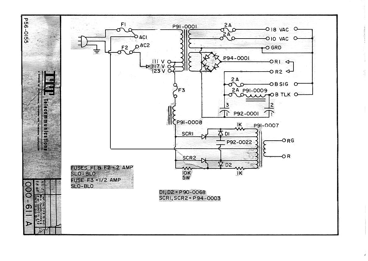 Rotary Phone Wiring Diagram Also Western Electric Telephone Wiring