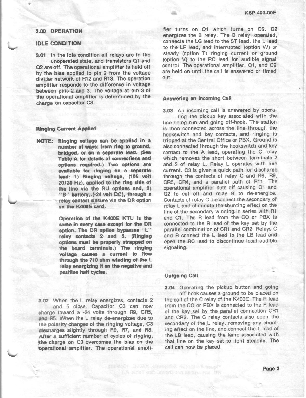Telephone Technical References Audible Relay Wiring Diagram 4