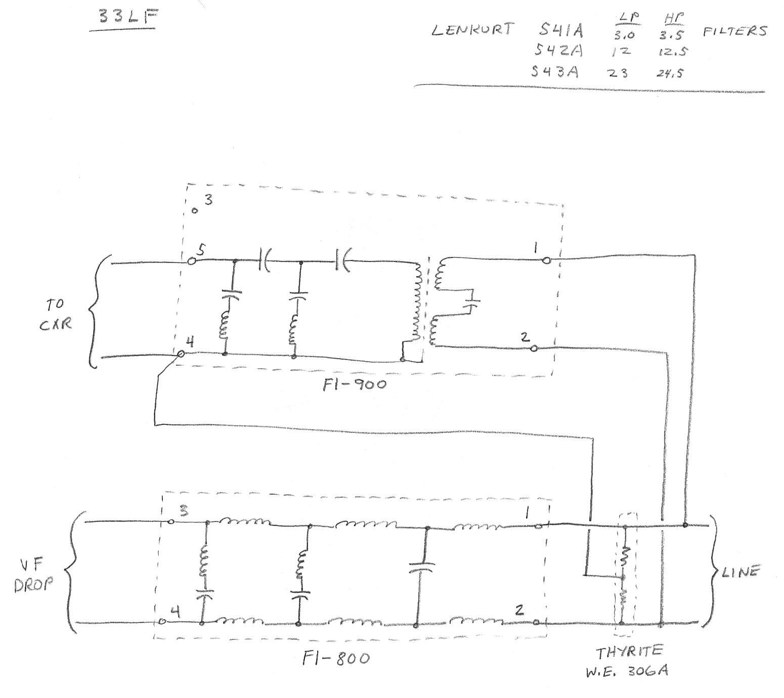 lenkurt_54x_filters telephone technical references weko wiring diagram at readyjetset.co