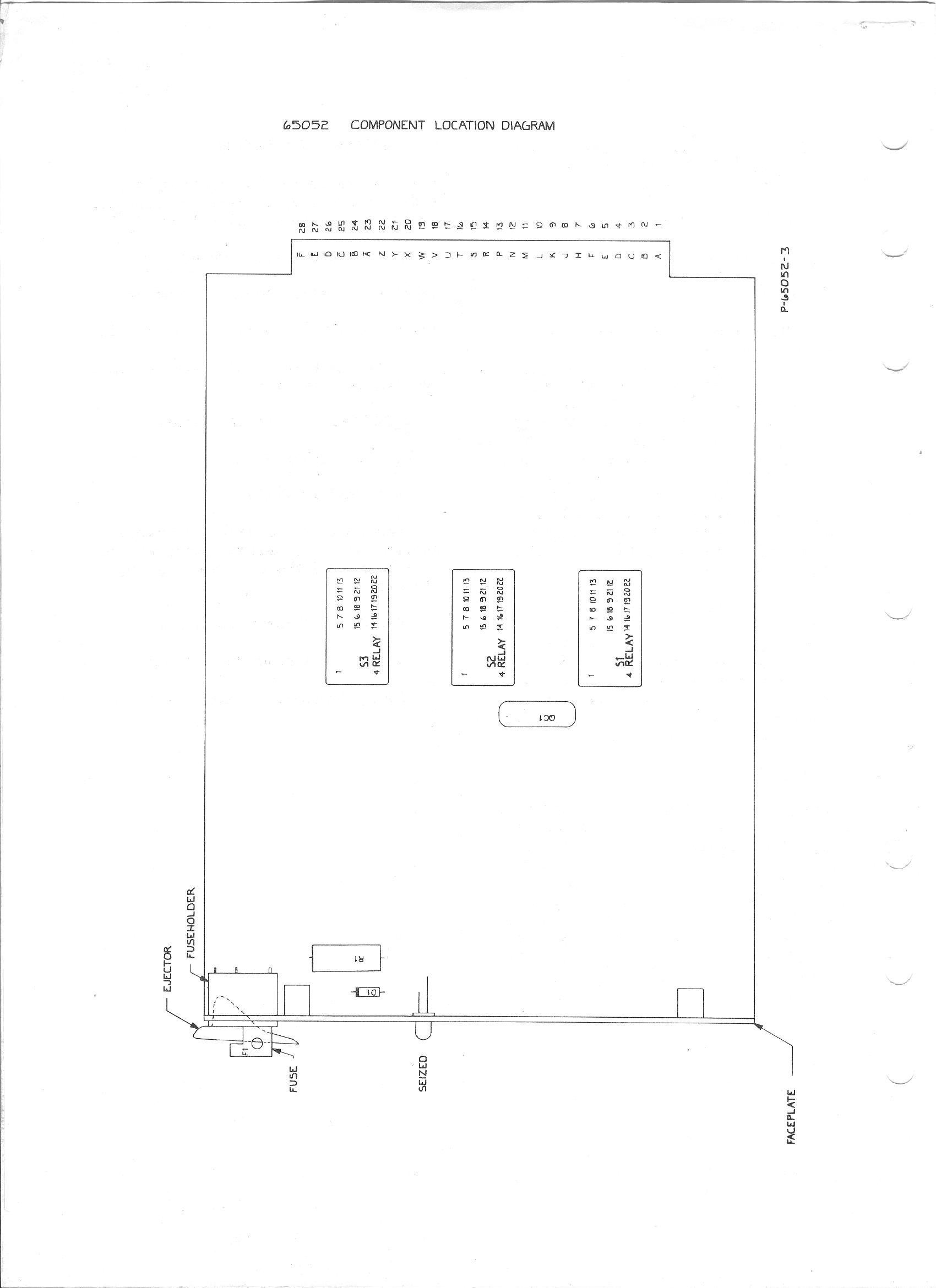 Telephone Technical References Relay Hold On Circuit Diagram 65052 Sleeve Control Pages 1 2 3